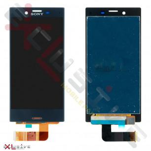 Дисплей Sony F5321 Xperia X Compact, с тачскрином, Black