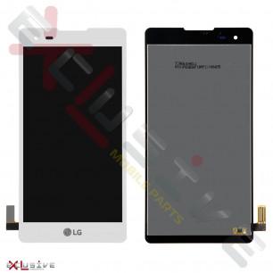 Дисплей LG K200 X Style с тачскрином, White
