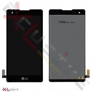 Дисплей LG K200 X Style с тачскрином, Black