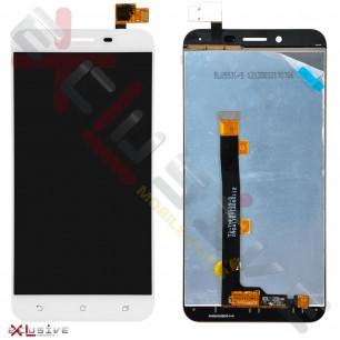 Дисплей Asus Zenfone 3 Max ZC553KL, с тачскрином, White