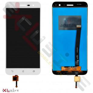 Дисплей Asus Zenfone 3 ZE520KL, с тачскрином, White