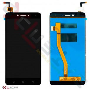 Дисплей Lenovo K6 Note K53a48, с тачскрином, High Copy, Black