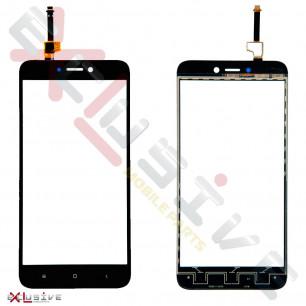 Сенсор (тачскрин) Xiaomi Redmi 4x, High Copy, Black