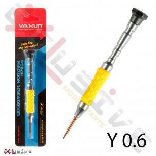 Отвёртка Yaxun YX-11 (Y 0.6) для iPhone 7, iPhone 7 Plus, iWatch