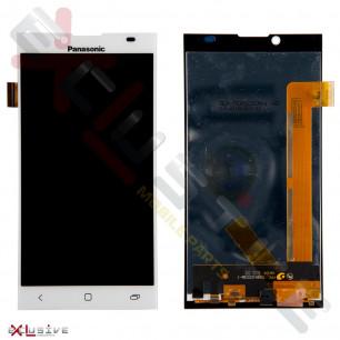 Дисплей Prestigio Grace Q5 PSP 5506, с тачскрином, White