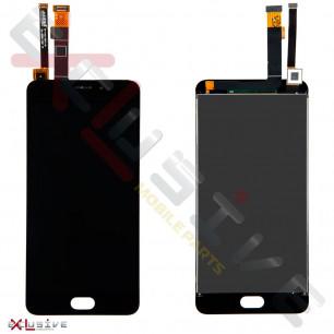 Дисплей Meizu M3e A680H с тачскрином, Black