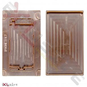 Форма для дисплейного модуля и рамки iPhone 7 (для установки рамки в машинах 5in1)