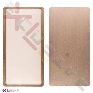 Прес форма для ламинации OCA  (для ламинации в вакуумных машинах) Samsung Galaxy S7 Edge G935 (алюминиево-силиконовый)