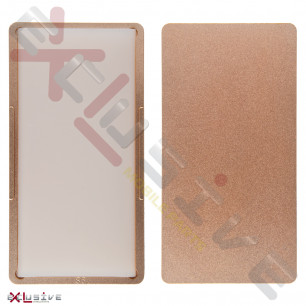 Прес форма для ламинации OCA  (для ламинации в вакуумных машинах) Samsung Galaxy S6 Edge G925 (алюминиево-силиконовый)