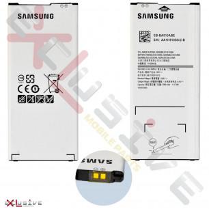 Аккумулятор Samsung A510 Galaxy A5 2016, EB-BA510ABE, (2900 mAh), High Copy