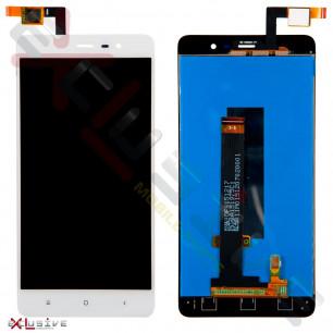 Дисплей Xiaomi Redmi Note 3 Pro Special Edition с тачскрином White