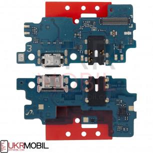 Шлейф Samsung A305 Galaxy A30, с разъемом зарядки, гарнитуры, Original PRC