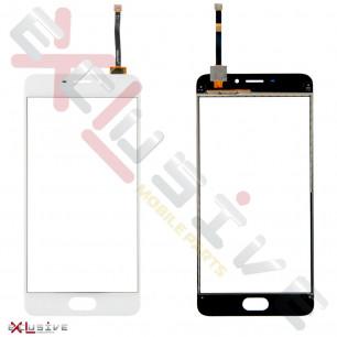 Сенсор (тачскрин) Meizu M5 Note M621, High Copy, White