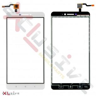 Сенсор (тачскрин) Xiaomi Mi Max, White