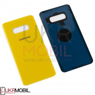 Задняя крышка Samsung G970 Galaxy S10e, High Copy, Yellow