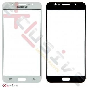 Стекло дисплея Samsung J710 Galaxy J7 2016, White