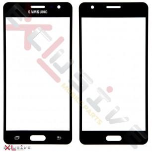 Стекло дисплея Samsung J320 Galaxy J3 2016, Black