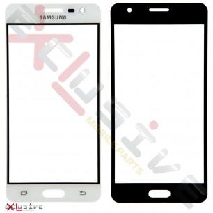 Стекло дисплея Samsung J320 Galaxy J3 2016, White