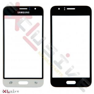 Стекло дисплея Samsung J120 Galaxy J1 2016, White