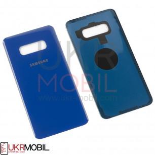 Задняя крышка Samsung G970 Galaxy S10e, High Copy, Blue