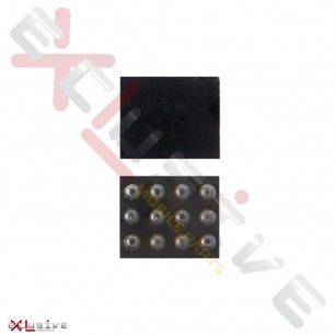 Микросхема управления подсветкой U23/U1502 LM3534TMX-A1, 12pin, Apple iPhone 5, iPhone 5S, iPhone 6, iPhone 6 Plus
