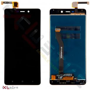 Дисплей Xiaomi Redmi 4 Prime, Redmi 4 Pro, с тачскрином, Black