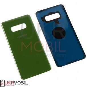 Задняя крышка Samsung G970 Galaxy S10e, High Copy, Green