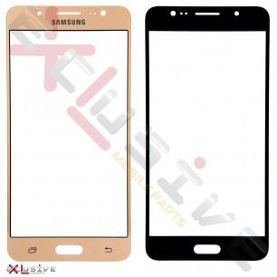 Стекло дисплея Samsung J510 Galaxy J5 (2016) Duos, Gold