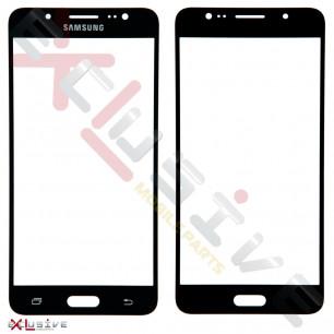 Стекло дисплея Samsung J510 Galaxy J5 (2016) Duos, Black