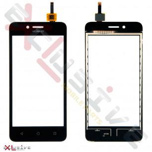 Сенсор (тачскрин) Huawei Y3 II (4G, LTE version) (LUA-L03, LUA-L13, LUA-L21, LUA-L23), Black