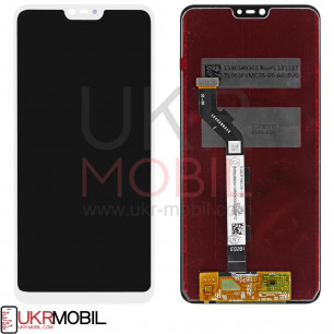 Дисплей Xiaomi Mi 8 Lite, с тачскрином, Original PRC, White