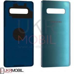 Задняя крышка Samsung G975 Galaxy S10 Plus, High Copy, Green