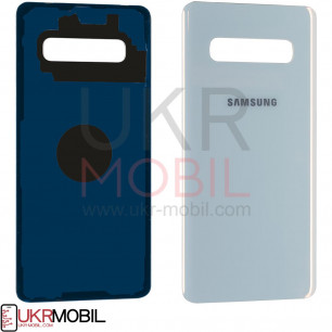 Задняя крышка Samsung G975 Galaxy S10 Plus, High Copy, White