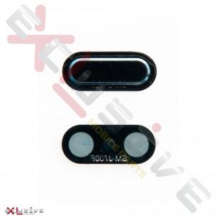Кнопка Home Samsung J700 Galaxy J7 (пластик), Black