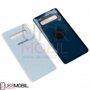Задняя крышка Samsung G973 Galaxy S10, High Copy, White