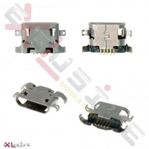 Коннектор зарядки Lenovo IdeaPad S6000; Lenovo A319, A536, A6000, A6010, A7020 Vibe K5 Note, A670, A830, A850, A859, P780, S650, S820; Xiaomi Redmi N