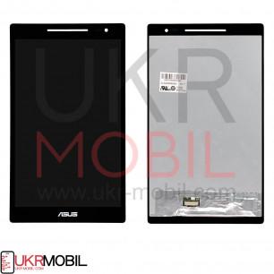 Дисплей Asus ZenPad 8.0 Z380, Z380KL, Z380C, с тачскрином, Black