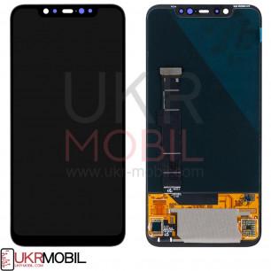 Дисплей Xiaomi Mi 8, с тачскрином, Original, Black