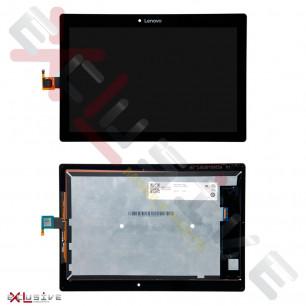 Дисплей Lenovo Tab 2 A10-30, TB2-X30L, с тачскрином, Black