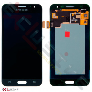 Дисплей Samsung J320 Galaxy J3 2016, с тачскрином, OLED, Black