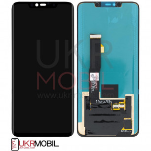 Дисплей Huawei Mate 20 Pro (LYA-L29, LYA-L09, LYA-L29, LYA-L0C), с тачскрином, Black