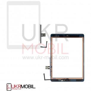Сенсор (тачскрин) Apple iPad 2018 (A1893, A1954), с кнопкой HOME, Original, White