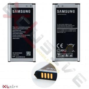 Аккумулятор Samsung G800 Galaxy S5 Mini EB-BG800CBE (2100 mAh)