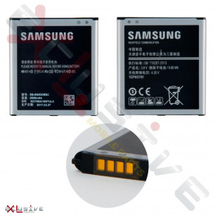 Аккумулятор Samsung J500 Galaxy J5, J320 Galaxy J3, EB-BG530BBC, (2600 mAh), High Copy