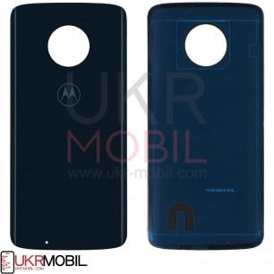 Задняя крышка Motorola XT1925 Moto G6, Blue