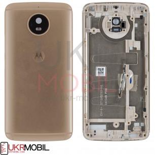 Задняя крышка Motorola XT1794 Moto G5s, Gold