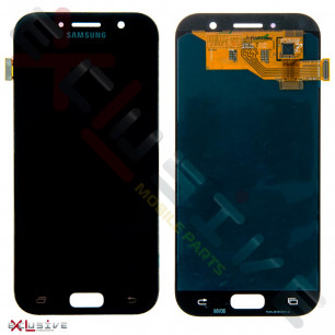 Дисплей Samsung A520 Galaxy A5 2017, с тачскрином, OLED, Black