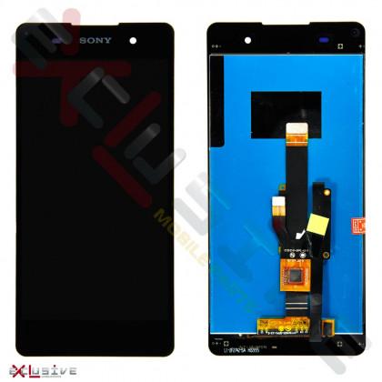 Дисплей Sony F3311 Xperia E5, с тачскрином, Black - ukr-mobil.com