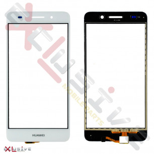 Сенсор (тачскрин) Huawei Y6 II (CAM-L21), Honor 5A (CAM-AL00), White