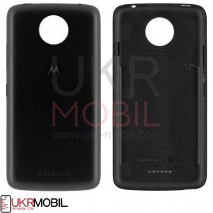 Задняя крышка Motorola XT1723 Moto C Plus, Black